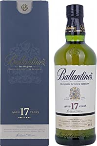 Ballantines 17 Year Old Blended Scotch Whisky, 70 cl from Ballantines