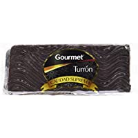 Gourmet Turrón Nata Nuez Con Chocolate - 200 g