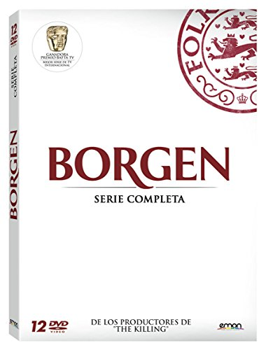 Borgen [DVD]