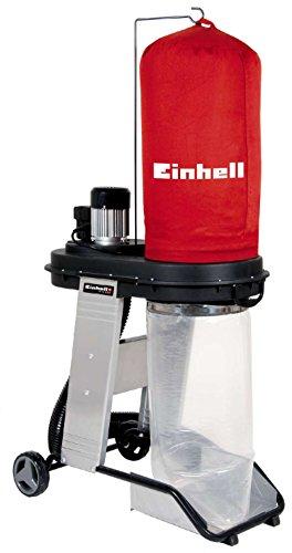 *Einhell Absauganlage TE-VE 550 A (550 W, Fangsackvolumen 65 l, Vakuum 1,6 kPa, Automatiksteckdose, Fahrgestell)*
