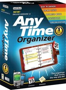 INDIVIDUAL SOFTWARE PMM-A12 ANYTIME ORGANIZER DELUXE 12 - WIN 2000 XP Vista