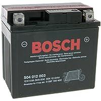Batería Bosch ytx5l de BS para Honda CRF 250 x Bj. 2008 Incluye 7,50 euros bater