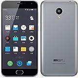 Meizu M2 2 + 16GB 4G LTE Dual Sim Android 5.1 Quad Core de 5.0 pulgadas HD 5 + 13MP Smartphone Gris