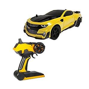 Dickie Toys 203111012 Transformers M5 - Robot de Juguete de baricade