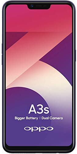 Oppo A3s (Dark Purple, 3GB RAM, 32GB Storage) with Offers