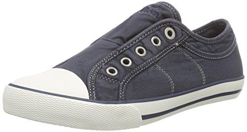 s.Oliver Damen 24635 Sneakers, Blau (NAVY 805), 36 EU