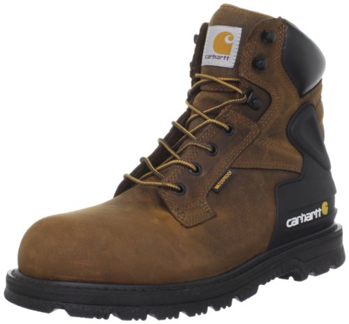 Carhartt Men's CMW6220 6 Steel Toe Work Boot Carhartt Steel Toe Boots