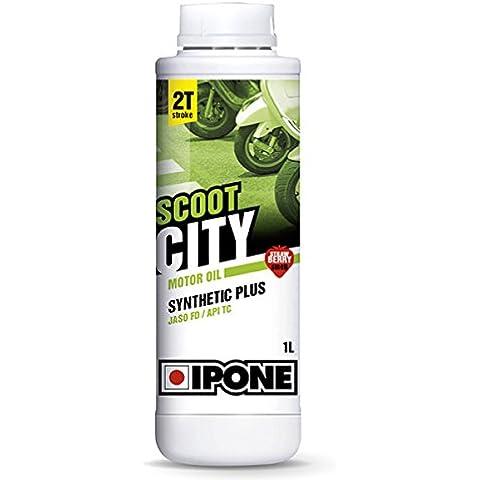 Ipone S28155Scoot City Olio per motore 2T,