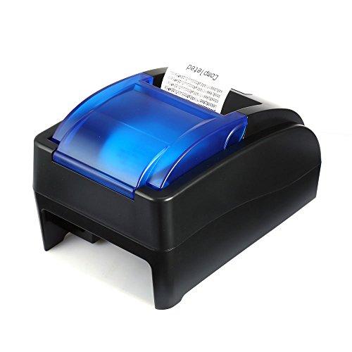 ZJIANG 5890 K 58mm Thermal Receipt Printer (H58 Black)