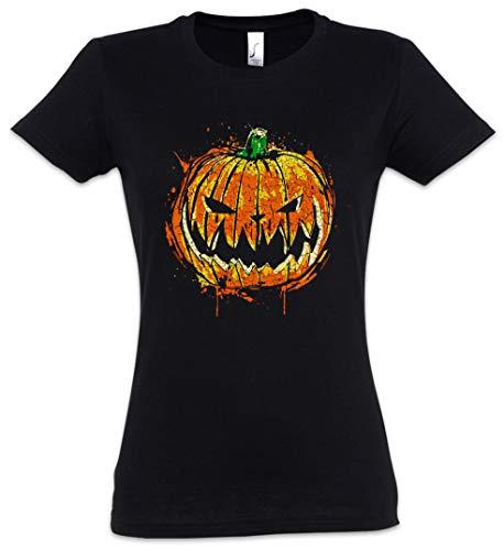 Pumpkin Head Damen T-Shirt