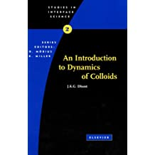 An Introduction to Dynamics of Colloids