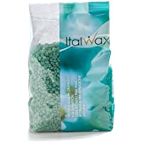 Italiana Wax hotwax de perlas azuleno, 1er Pack (1x 1pieza)