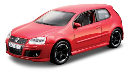 Bburago 43005 - VW Golf GTI Edition 30 (01:32), colores surtidos