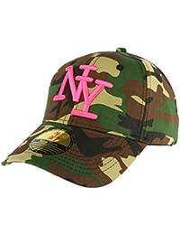 Casquette Baseball Camouflage marron Minsk - Homme