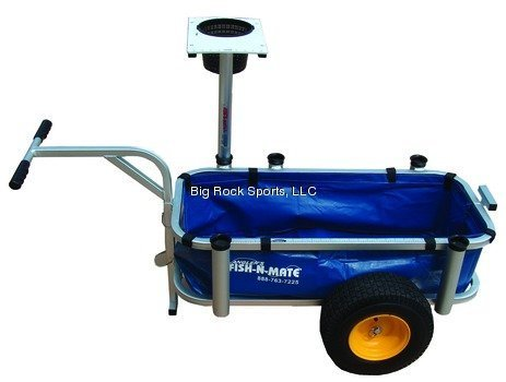 Anglers Fish-N-Mate Jr. 129 Heavy Duty Vinyl Cart Liner, Blue Finish by...