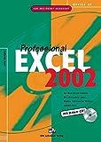 Office XP: Excel 2002 Professional: An Beispielen lernen. Mit Aufgaben üben. Durch Testfragen Wissen überprüfen