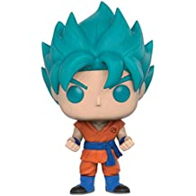 Pop! Animation: Dragon Ball Z - Figurina Super Saiyan God Super Saiyan Goku #121