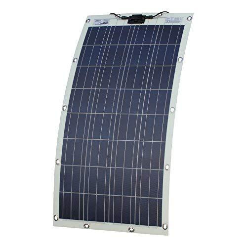 camping-car caravane pour camping-car bateau RV 20/W Panneau solaire souple en Back-contact cellules avec rev/êtement /Éthyl/ène T/étrafluoro/éthyl/ène durable