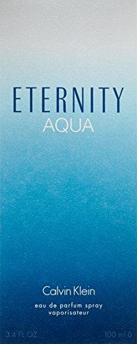 Calvin Klein Eternity Aqua femme/woman, Eau de Parfum mit Zerstäuber, 1er Pack (1 x 100 ml)