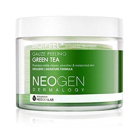 Neogen Bio-Peel Gauze Peeling Green Tea 200ml 30 pads - Peeling-pads