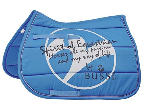 Busse Schabracke Luzern ice blue (print) Vielseitigkeit