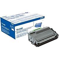 Brother Original Tonerkassette TN-3480 schwarz (für Brother HL-L5000DN, HL-L5100DN, HL-L5100DNT, HL-L5100DNTT, HL-L5200DW, DCP-L5500DN, MFC-L5700DN, MFC-L5750DW)