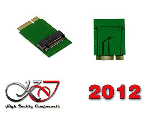 M.2 SSD Adapter (M2 NGFF) für MAC 18+8 pin SSD. Kompatibel ohne mit 2012 Mac Pro oder retina mit 18+8pin SSD