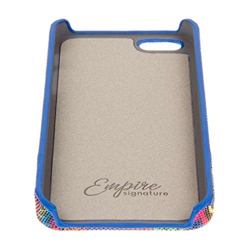 Empire Signature Series Coque fine pour Apple iPhone 5/5S _ P Neon Scribbles