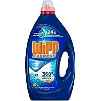 Wipp Express Detergente Líquido Azul - 45 Lavados (2,250 L)