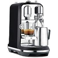 Sage Appliances SNE800BTR2EGE1 the Creatista Plus Nespressomaschine Mattschwarz