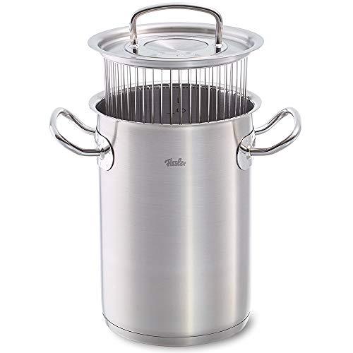 Fissler Spargeltopf induktionsgeeignet - Ø 16 cm / 4,6 Liter