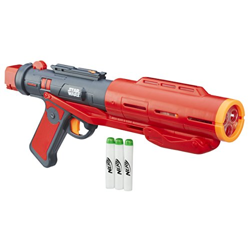 Star Wars Rogue One - Luxury Blaster Lanzadardos, 3 Nerf Darts (Hasbro B7765EU4)