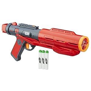 Star Wars Rogue One - Lanzadardos Blaster, 3 Dardos Nerf (Hasbro B7765EU4)