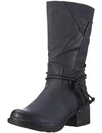 Rieker Damen 92759 Langschaft Stiefel