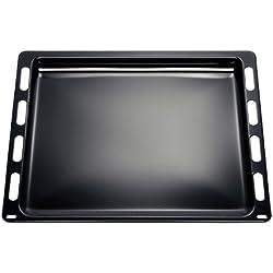 Table de cuisson Siemens - HZ319903-Accessoire pour four et cuisinière Plaque de cuisson émaillée 442x370x24,5mm