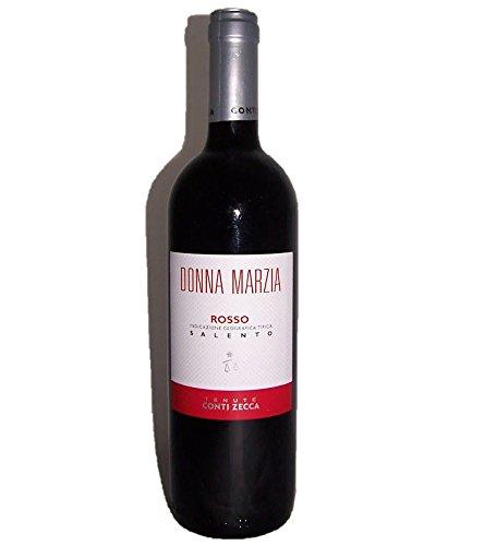 donna-marzia-rosso-75-cl-conti-zecca-2014-salento-igt