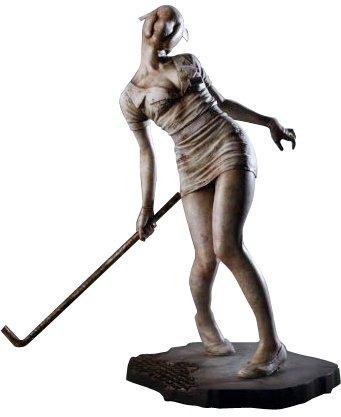 Silent Hill Kostüm - [Mamegyorai Limited] Silent Hill 2 - Bubble Head Nurse (PVC Statue)