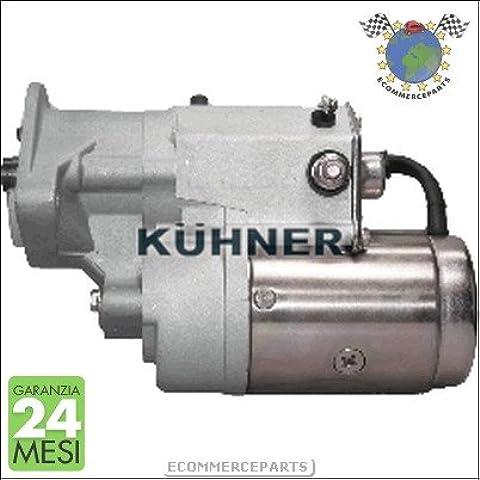 DON Arranque starter Kuhner TOYOTA COROLLA Diesel 1997> 2002