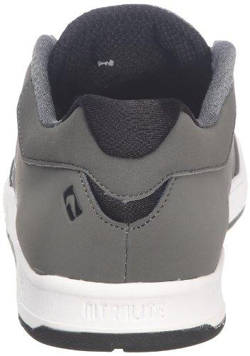 Globe Lift, Chaussures de skate homme Gris (Charcoal)