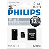 Philips fm16mr45b/10 micro carte SD 32 go