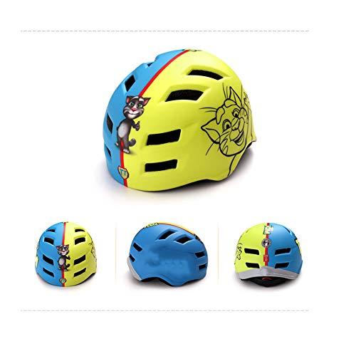 WNLBLB Erwachsene Skateboard Helm Fahrrad Reitausrüstung Helm Skating Rollschuh Schutzhelm Ausrüstung