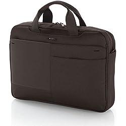 """Gabol maletin-mochila 15.6"""" negro industry"""