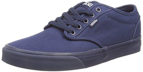 Vans Atwood, Herren Sneakers, Blau ((Dip) Navy/Navy), 41 EU