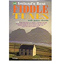 110 Ireland's Best Fiddle Tunes. Partituras para Violín