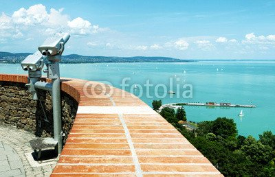 alu-dibond-bild-110-x-70-cm-panorama-to-lake-balaton-from-tihany-peninsula-hungary-bild-auf-alu-dibo