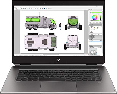 Notebook HP Zbook Studio x360 G5.