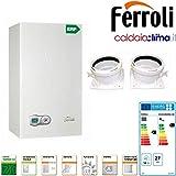 Caldaia A Condensazione Ferroli DIVACONDENS F 28 28 Kw GPL + Kit Fumi Omaggio