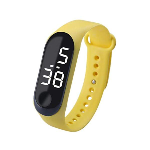 Homyl Smartwatch Mujer Android/Relojes Mujer Inteligente/Pantalla a Color IPS De 0,96 Pulgadas/Resistente Al Agua: IP67 10