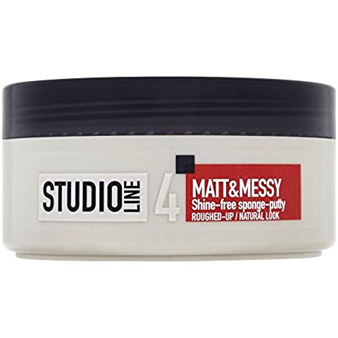 L'Oréal Paris Línea De Estudio De Matt & Crisol Esponja Sucia (150ml) (Paquete de 2)