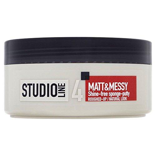 L'Oréal Paris Línea De Estudio De Matt & Crisol Esponja Sucia (150ml)